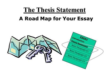 The thesis for a persuasive essay should brainly